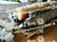 寿司四喜卷的做法第4步图片步骤 www.027eat.com