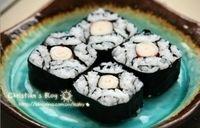 寿司四喜卷的做法第5步图片步骤 www.027eat.com