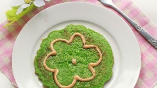 润燥家常菜 青菜煎饼的做法,如何做,青菜煎饼怎么做好吃详细步骤图解