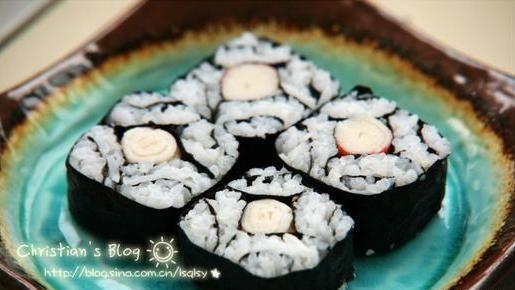 寿司四喜卷的做法