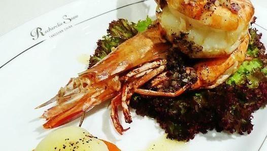 煎对虾的做法,如何做,煎对虾怎么做好吃详细步骤图解