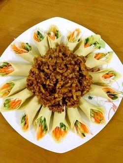 京酱肉丝的做法第16步图片步骤 www.027eat.com