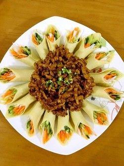 京酱肉丝的做法第17步图片步骤 www.027eat.com