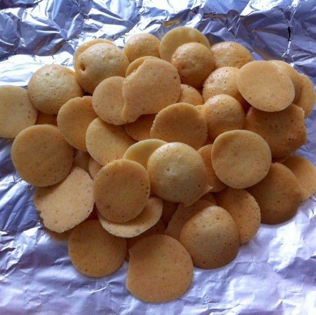 婴儿辅食版蛋奶小饼干的做法图解,如何做,婴儿辅食版蛋奶小饼干怎么做好吃详细步骤