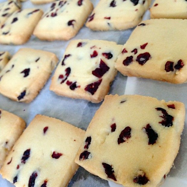改良版蔓越梅饼干的做法图解,如何做,改良版蔓越梅饼干怎么做好吃详细步骤