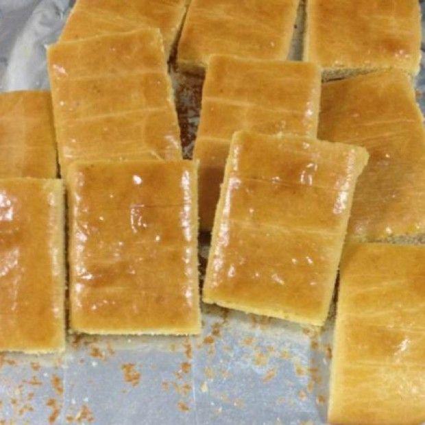 老式大饼干的做法图解,如何做,老式大饼干怎么做好吃详细步骤