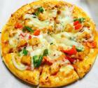 8寸纯手工什锦披萨的做法