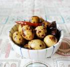 五香卤鹌鹑蛋的做法