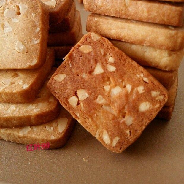 花生炼乳香脆酥饼干的做法图解,如何做,花生炼乳香脆酥饼干怎么做好吃详细步骤