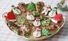 圣诞节糖霜饼干的做法图解,如何做,圣诞节糖霜饼干怎么做好吃详细步骤