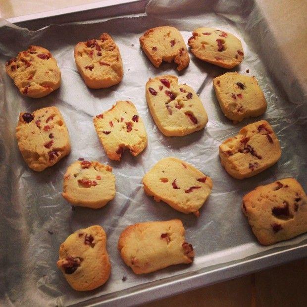 蔓越莓饼干 蔓越莓曲奇的做法图解,如何做,蔓越莓饼干 蔓越莓曲奇怎么做好吃详细步骤