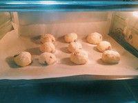 蔓越莓巧克力司康的做法第6步图片步骤 www.027eat.com