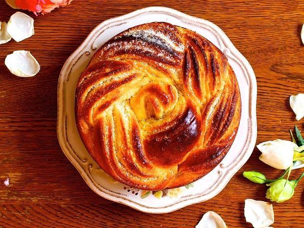 【早安玫瑰】椰蓉玫瑰花朵面包的做法图解,如何做,椰蓉玫瑰花朵面包怎么做好吃详细步骤