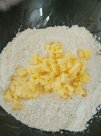 猫爪曲奇饼干的做法第1步图片步骤 www.027eat.com