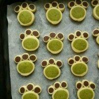猫爪曲奇饼干的做法第6步图片步骤 www.027eat.com