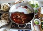 羊排火锅的做法