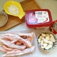 韩式辣鸡爪的做法第1步图片步骤 www.027eat.com