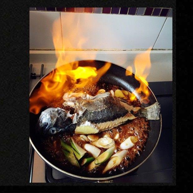 上班族快手下饭菜 红烧鱼的做法图解,如何做,红烧鱼怎么做好吃详细步骤