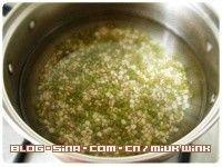 薏米绿豆汤的做法第3步图片步骤 www.027eat.com