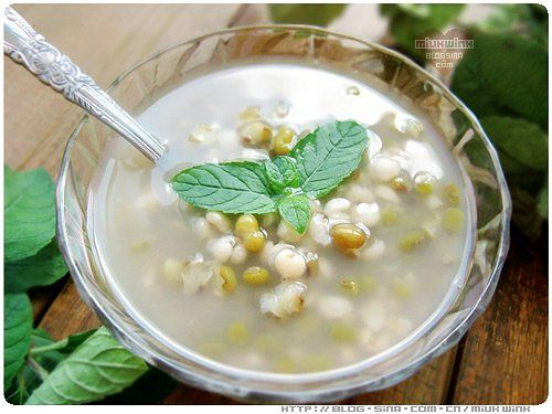 薏米绿豆汤的做法