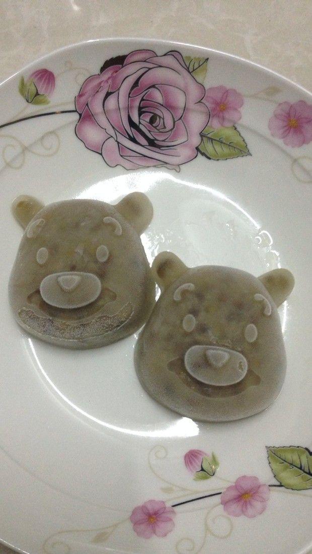 清热解暑绿豆棒冰的做法