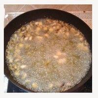 菊花糯米粥的做法第2步图片步骤 www.027eat.com