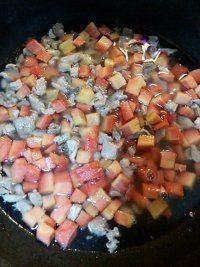 鸭肉煲(狗狗降火食物)的做法第4步图片步骤 www.027eat.com