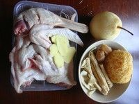 双雪玉参炖鸭肉的做法第1步图片步骤 www.027eat.com