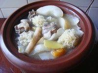 双雪玉参炖鸭肉的做法第6步图片步骤 www.027eat.com