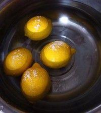 柠檬老冰糖膏的做法第1步图片步骤 www.027eat.com