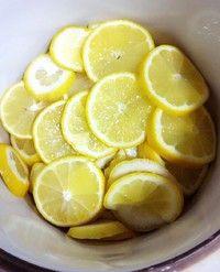 柠檬老冰糖膏的做法第2步图片步骤 www.027eat.com