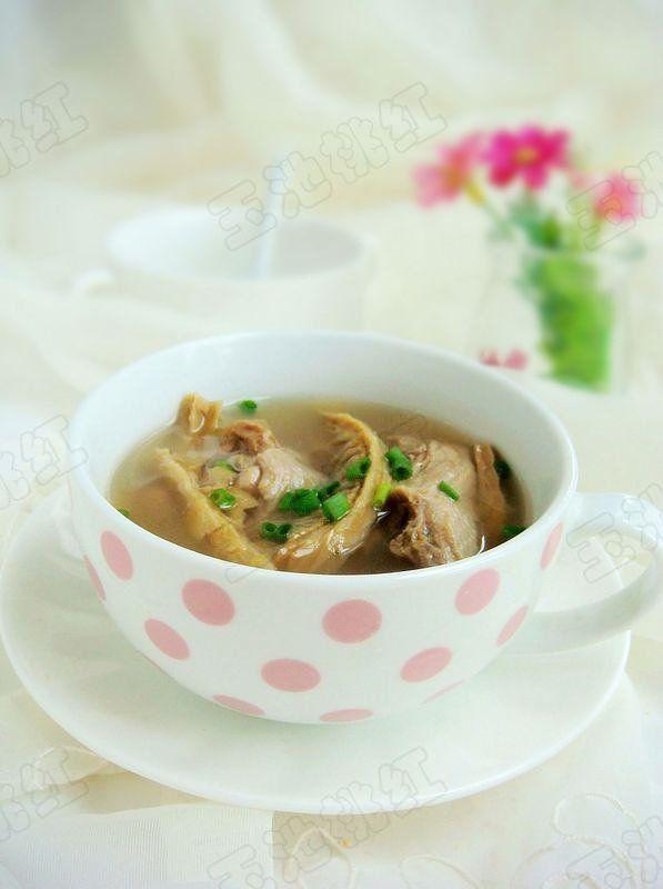 笋干老鸭汤的做法