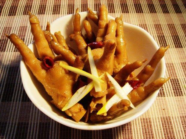 香辣卤鸡爪的做法图解,如何做,香辣卤鸡爪怎么做好吃详细步骤