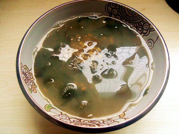 绿豆海带糖水的做法