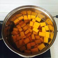 清热美容南瓜汤的做法第2步图片步骤 www.027eat.com