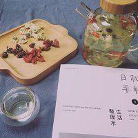 茉莉菊花茶的做法第1步图片步骤 www.027eat.com