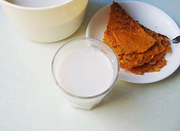 花生薏米豆浆的做法