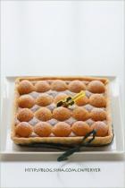 地瓜球 红豆乳酪塔的做法