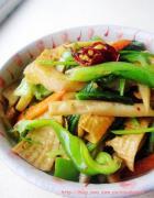 素菜香锅的做法图解,如何做,素菜香锅怎么做好吃详细步骤