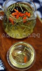 金银麦冬清热去火茶的做法