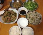 素菜饺子的做法图解,如何做,素菜饺子怎么做好吃详细步骤