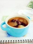 雪梨红枣茶的做法