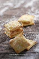 砂糖小方块饼干的做法