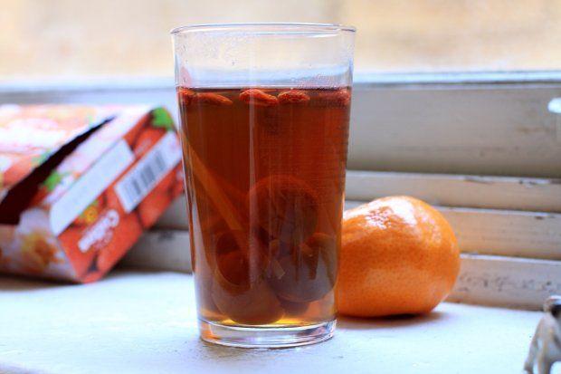 补血补气红糖桂圆姜母茶的做法