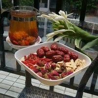 简单的养颜补血茶的做法第2步图片步骤 www.027eat.com