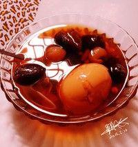 当归黄芪红枣鸡蛋补血糖水的做法第1步图片步骤 www.027eat.com