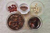 桑寄生莲子何首乌蛋茶的做法第2步图片步骤 www.027eat.com