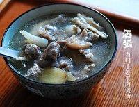 当归生姜羊肉煲汤的做法第2步图片步骤 www.027eat.com