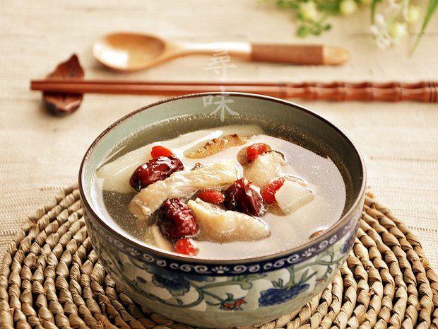 红枣淮杞当归养生汤的做法