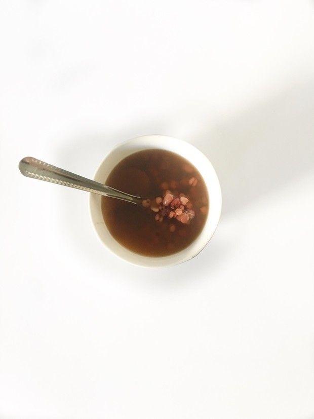 红豆薏米补血的做法